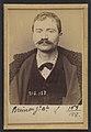 Breiner. Jean-Baptiste. 31 ans, né à Bar sur Aube (Aube). Mécanicien. Anarchiste. 5-3-94. MET DP290225.jpg