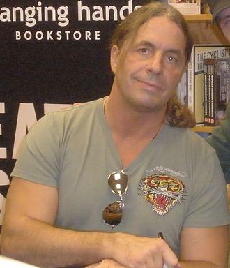 Bret Hart - Hart in 2010