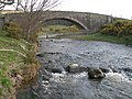 Bridge (B6401) over Kale Water - geograph.org.uk - 383338.jpg