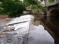 Bridge and Weir, Oughtibridge - geograph.org.uk - 878175.jpg