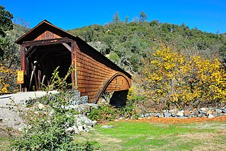 Bridgeport, Nevada County, California Former settlement in California, United States