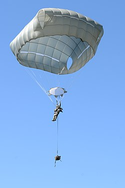 British airborne forces training alongside NATO counterparts MOD 45160115.jpg