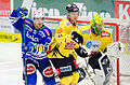 Brock McBride vs Jamie Fraser EBEL Play Off 2014.jpg