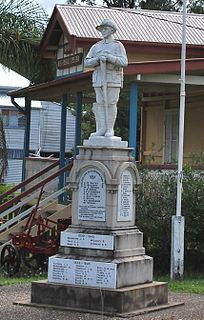 World War I memorials in Queensland