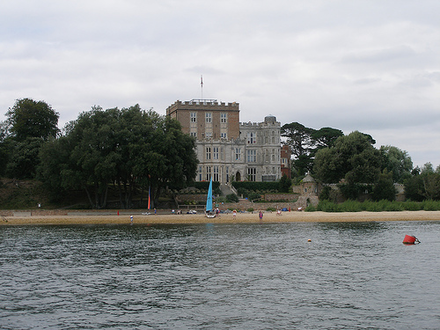 Brownsea Castle, also known as Branksea Castle Brownsea Castle.png