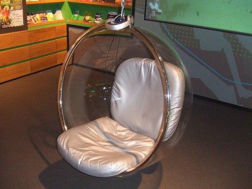 Fauteuil design Bubble Chair de Eero Aarnio