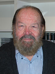 Bud Spencer yn 2009.