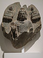 Buddha performs miracle of Sravasti Kapissa, Shotorak. Musée des arts asiatiques - Guimet.jpg