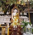 Buddha shrine Wat Doi Suthep.JPG