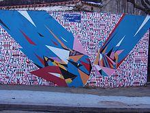 Arte urbano  Wikipedia la enciclopedia libre