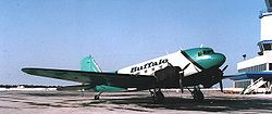 Buffalo Airways Douglas DC-3