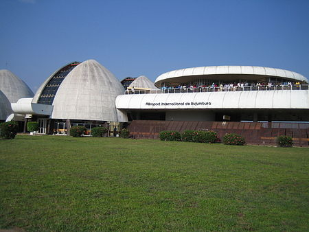 Lapangan Terbang Antarabangsa Bujumbura