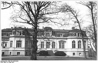 Breitenfeld, Leipzig - The Culture House (1951)