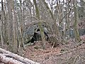 Bunkerruine aus dem 2. Weltkrieg, Remnants of the second world war - panoramio (1).jpg