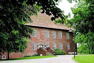 Hagen im Bremischen - The formerly prince-archiepiscopal castle Burg zu Hagen