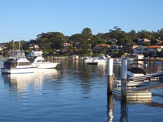 Burraneer, New South Wales Suburb of Sydney, New South Wales, Australia