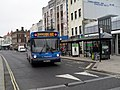 Bus for Summersdale in the High Street - geograph.org.uk - 1682891.jpg