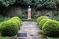 Bust of Cardinal Newman in the College garden - geograph.org.uk - 1254970.jpg