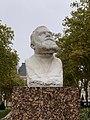 Buste Jaurès St Étienne Loire 2.jpg