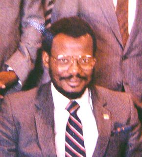 Mangosuthu Buthelezi South African politician