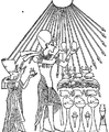 C+B-Egypt-Fig12-AkhnatenWorshippingSun.PNG