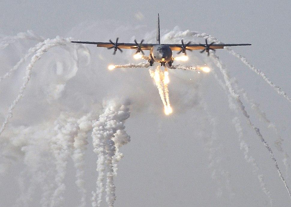 C-130J Hercules, Iraq, 2003