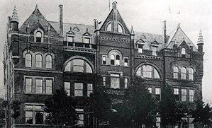 Concordia College (New York) - CCNY Hawthorne Building