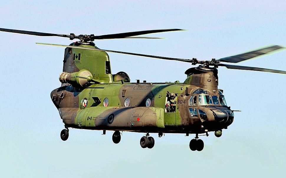 CH-147F Chinook -17 (modified)