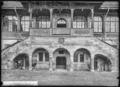 CH-NB - Genève, Collège Calvin, Façade, vue partielle - Collection Max van Berchem - EAD-8719.tif