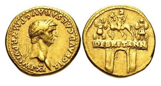 CLAUDIUS - RIC I 33 - 831177