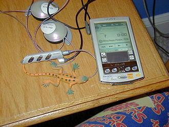 CLIÉ - CLIÉ N760C Audio