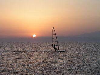 São Pedro da Aldeia - Windsurfing