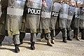 Cadets perform riot control training (4281618759).jpg