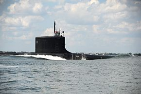 USS California (SSN-781)