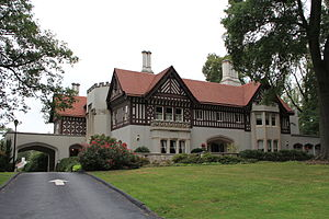 Callanwolde Fine Arts Center - Image: Callanwolde Mansion Atlanta, GA 2012