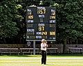 Cambridge University CC v MCC at Cambridge, England 002.jpg
