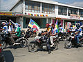 Campaign of a political party (UDT) in Dili, July 2012.jpg