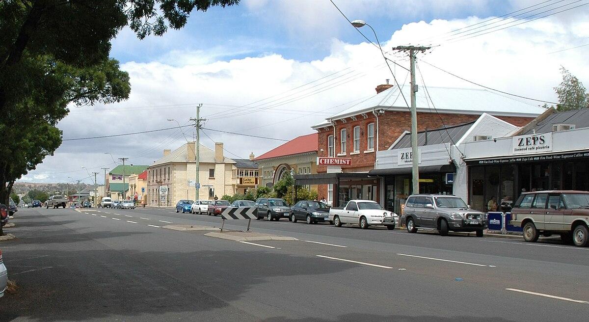Hobart City Council Road Closures