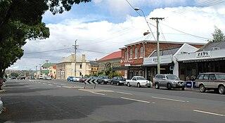 Campbell Town, Tasmania Town in Tasmania, Australia