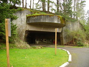 Salt Creek Recreation Area - Image: Camphaydenbigbunker