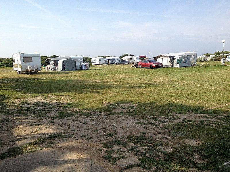 Camping la Lande