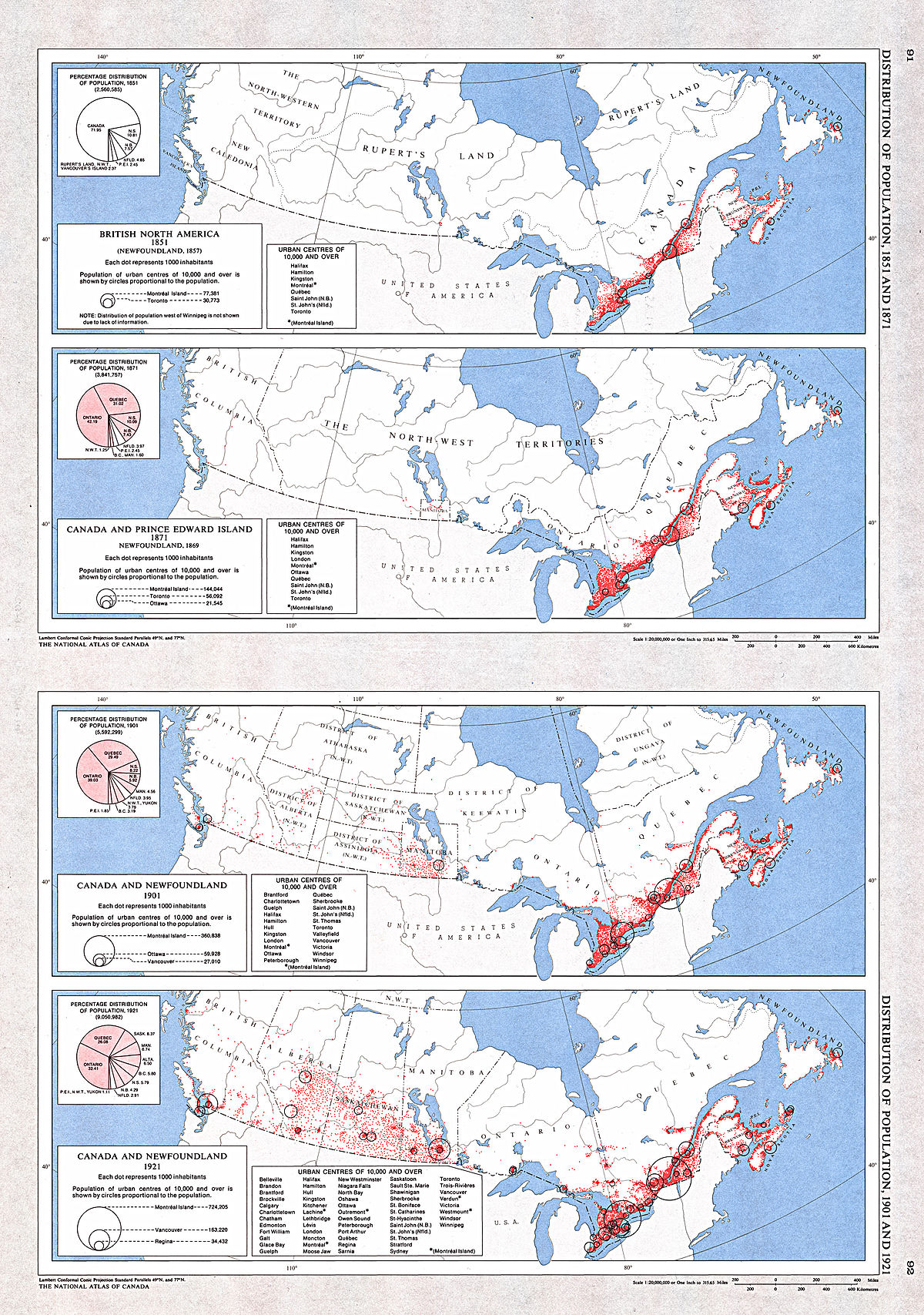 Major Cities Of Canada Map.List Of Largest Canadian Cities By Census Wikipedia