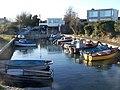 Canal Basin Portsea Canal - geograph.org.uk - 1627065.jpg
