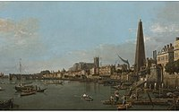 Canaletto - The City of Westminster from River Thames near the York Water Gate.jpg