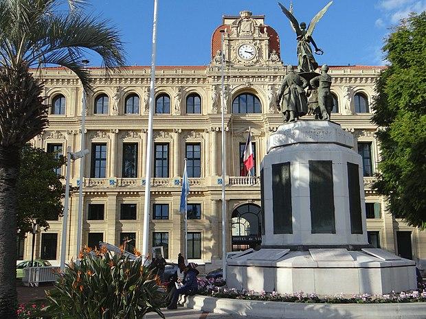 Monument historique à Cannes