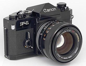Canon F-1 - Image: Canon F 1 (13746363604)