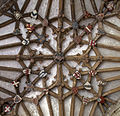 Canterbury Cathedral Cloister Ceiling 2 (4904355494).jpg