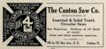 Canton Saw Co - circular saw manufacturer - 1915 ad.tiff