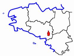 Canton de Rochefort-en-Terre