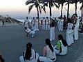 Capoeira no Arpoador, Rio de Janeiro - panoramio.jpg